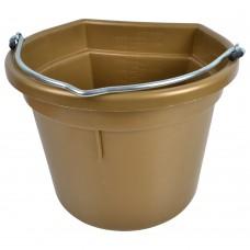 Hink Flat sida 20 liter Guld